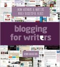 blogging for writers cover